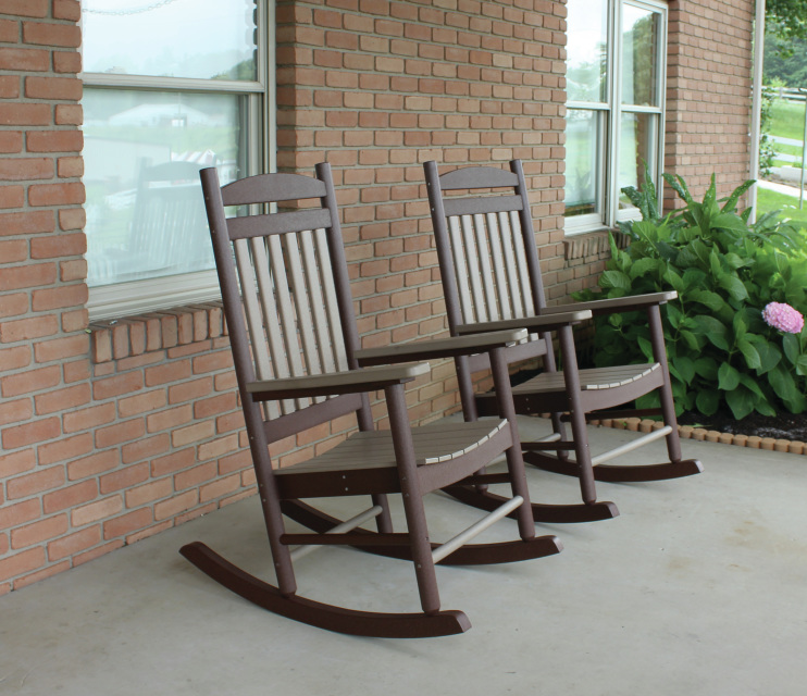 Rocking Chair Tradional Porch Rocker