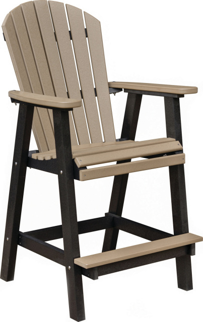 Bar Height Chair Comfo Back