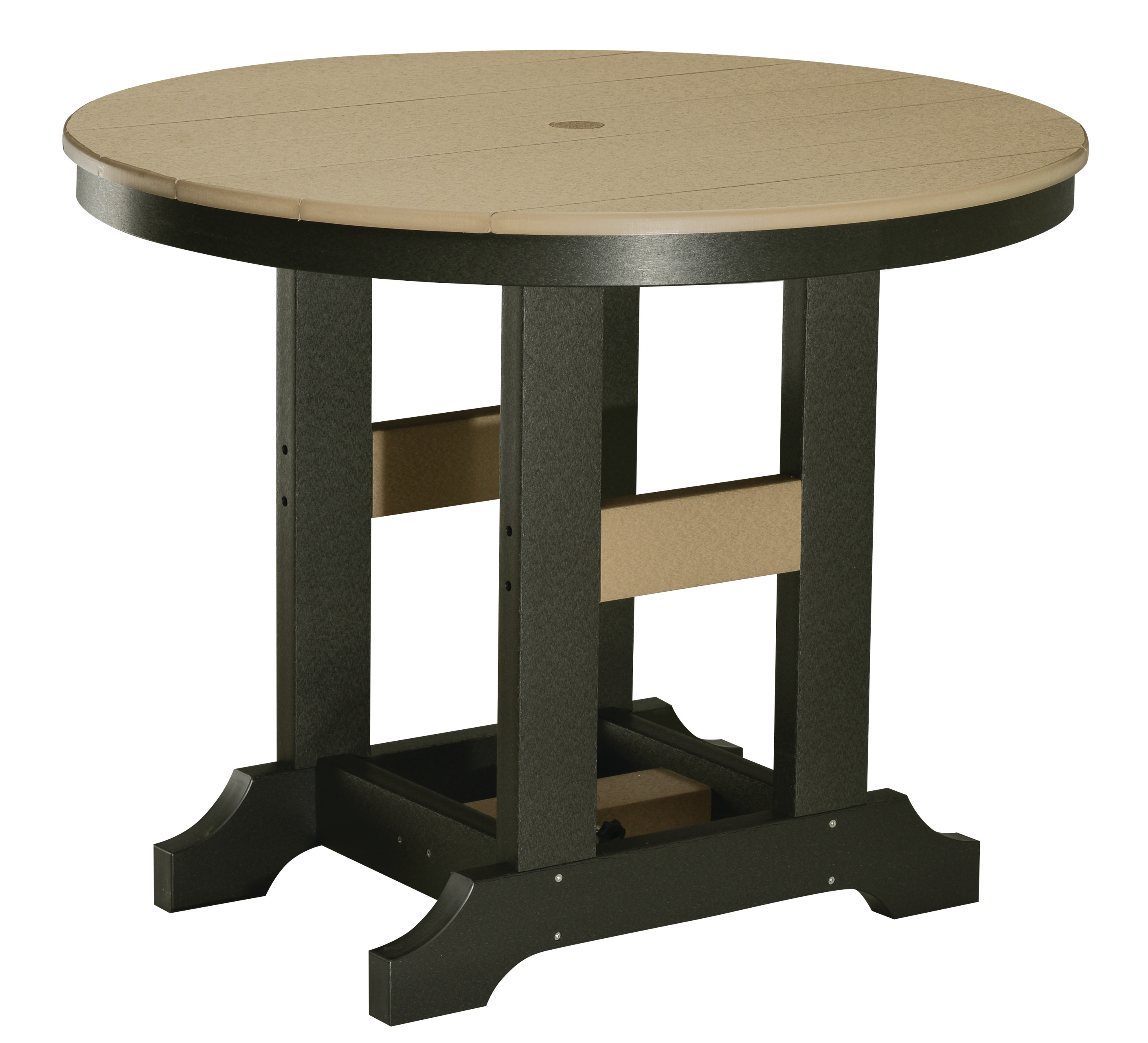 38 round dining tables regular dining height. Black Bedroom Furniture Sets. Home Design Ideas