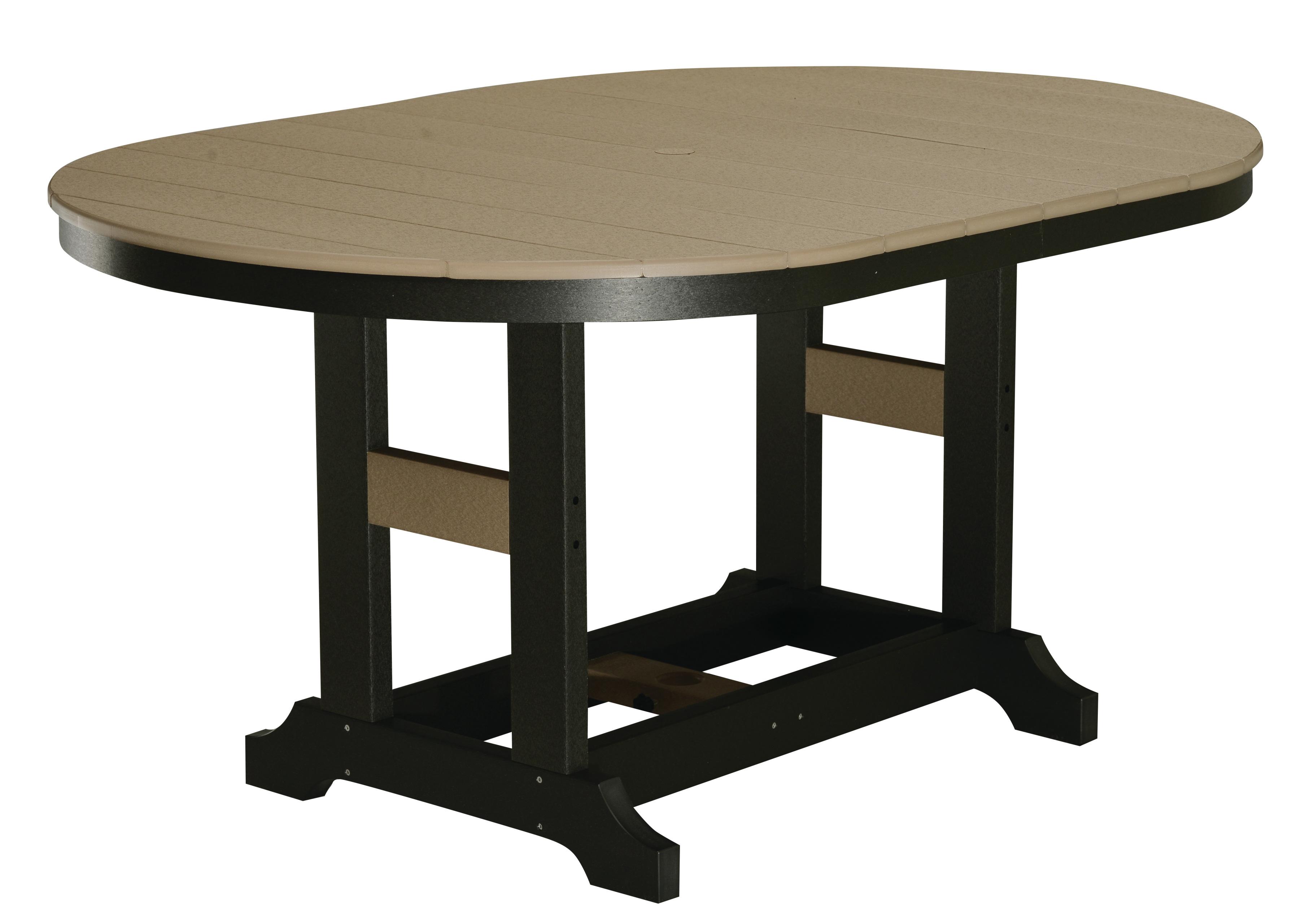 44 x 64 oblong dining table regular dining height for Table 6 handbook 44